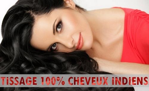 Tissages cheveux indiens pas cher