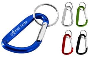 Porte clés publicitaires