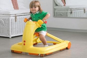 apprendre à marcher à son enfant