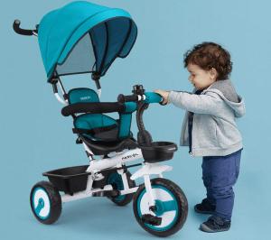 Comment bien choisir un tricycle évolutif pour son enfant?