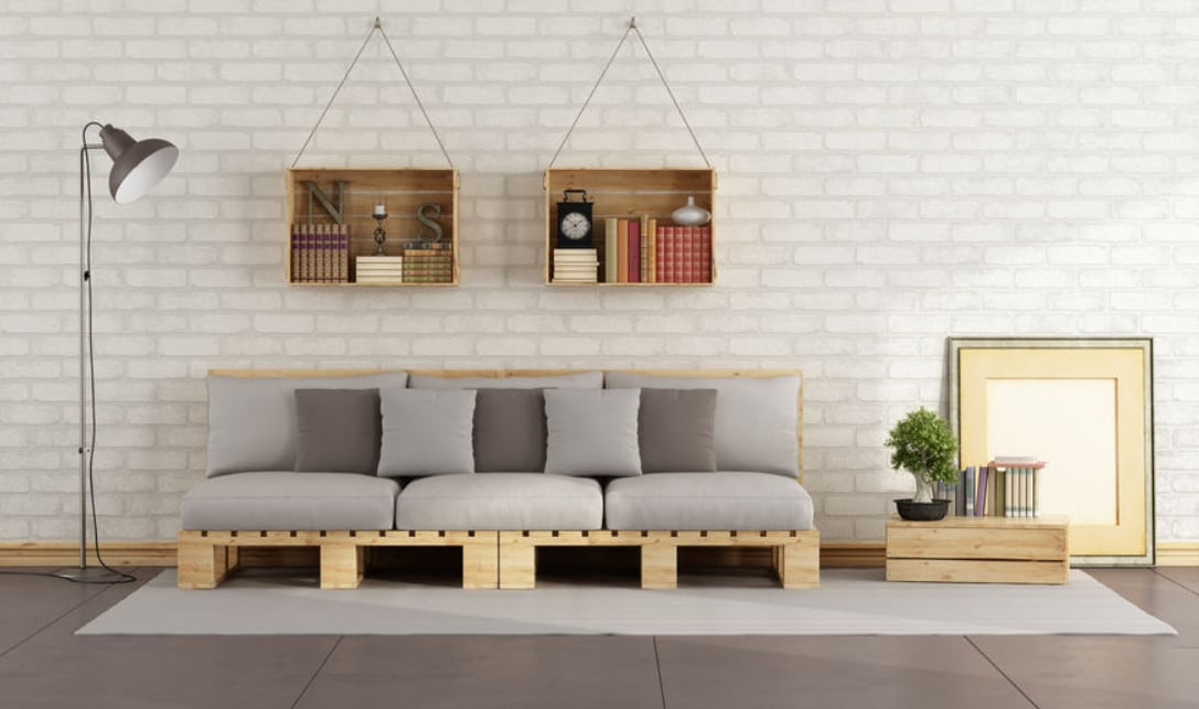 Fabriquer son canapé fait maison