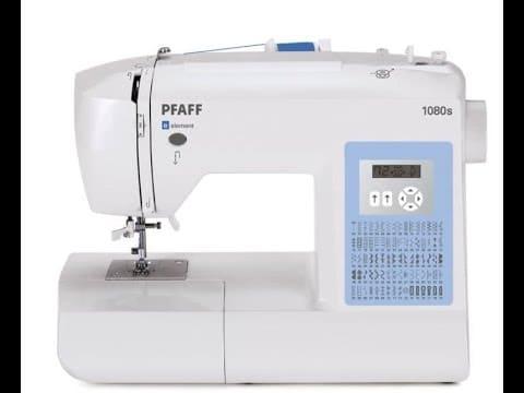 Machine à coudre PFAFF 1080S